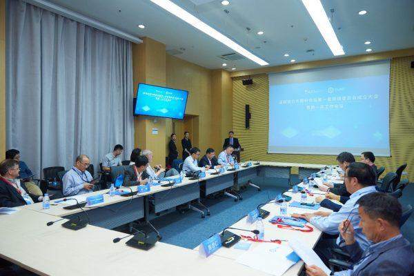 Shenzhen Grubbs Institute establishes management committee
