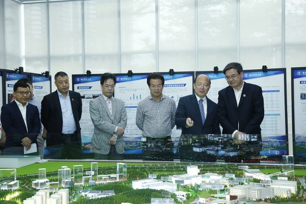 Beijing Institute of Technology President visits SUSTech