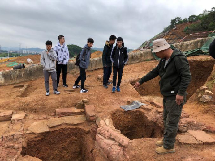 SUSTech Social Sciences Center launches archaeology tour of Shenzhen