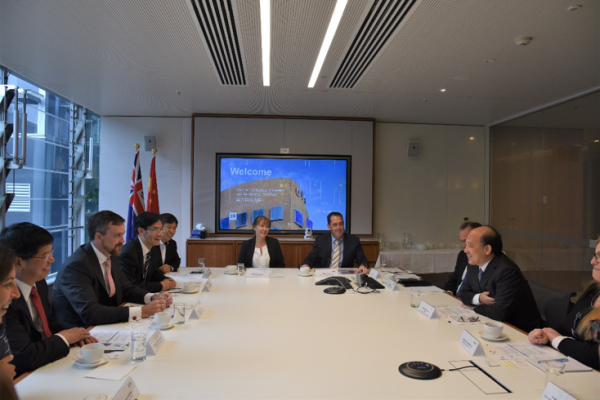 SUSTech visits Australian universities to expand and deepen educational research cooperation