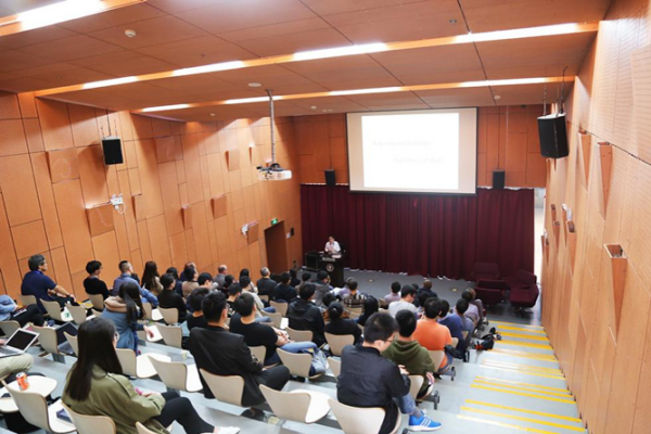 SUSTech holds symposium on Evolutionary Computing and Applied AI