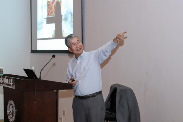 OLED development discussed at SUSTech