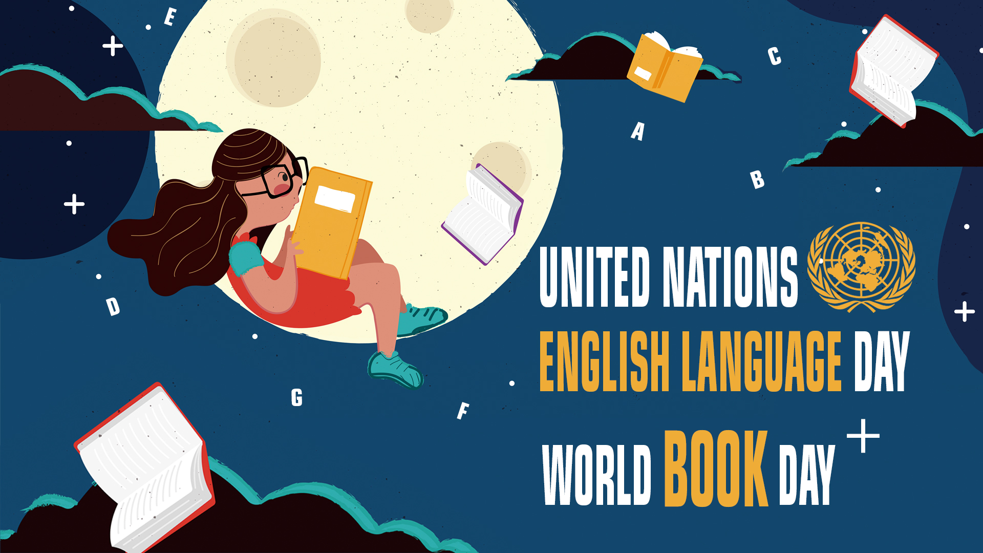 What to read: SUSTech staff recommends for UN English Language Day
