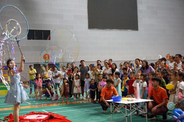 College of Science held faculty-friendly activity