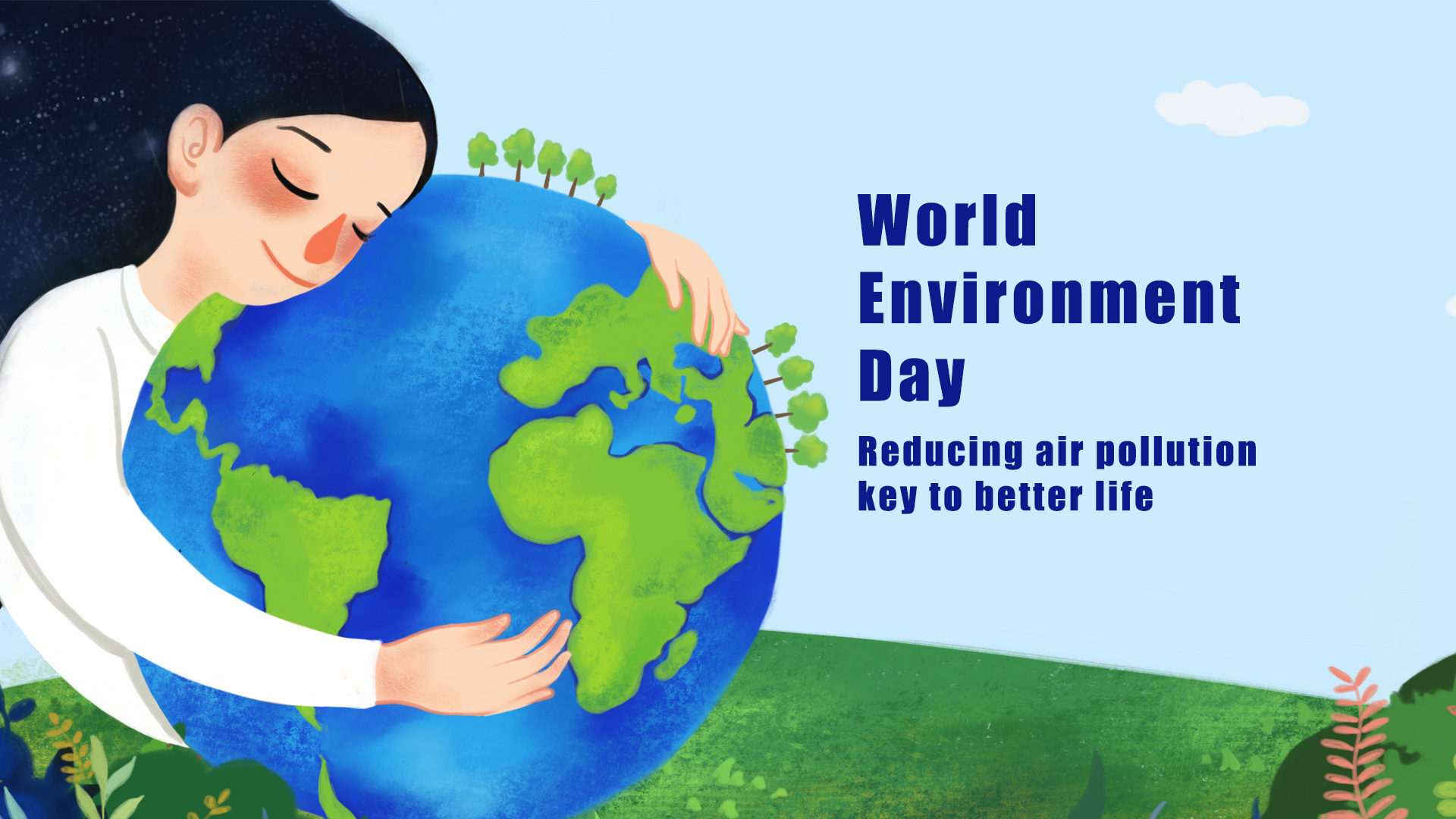 World Environment Day: Reducing air pollution key to better life