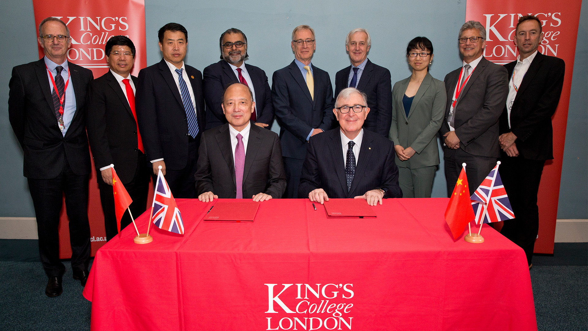 SUSTech and King's College London look to establish a joint medical school