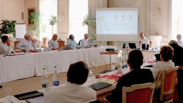 SUSTech President speaks at 12th Glion Colloqium
