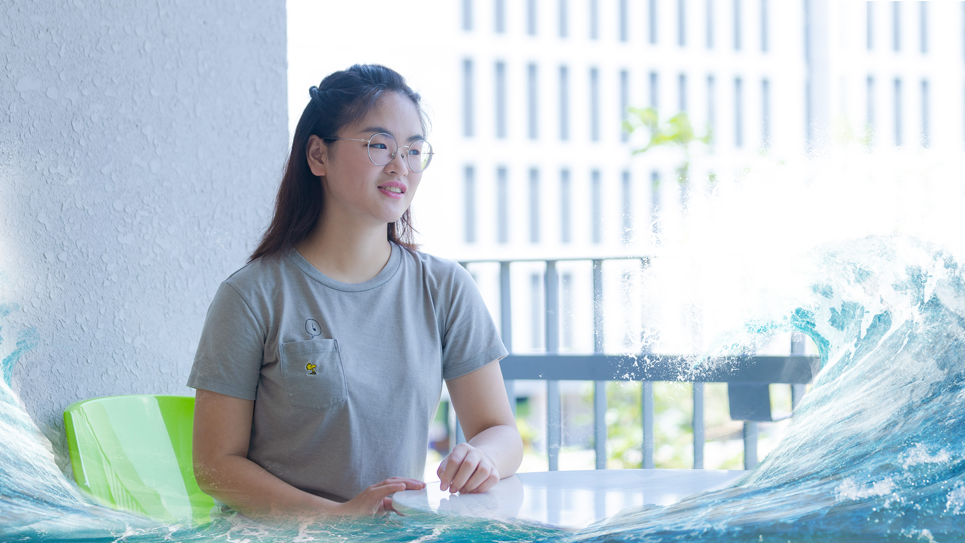 In the Pursuit of Excellence: Top Ten Graduate Yao Yao