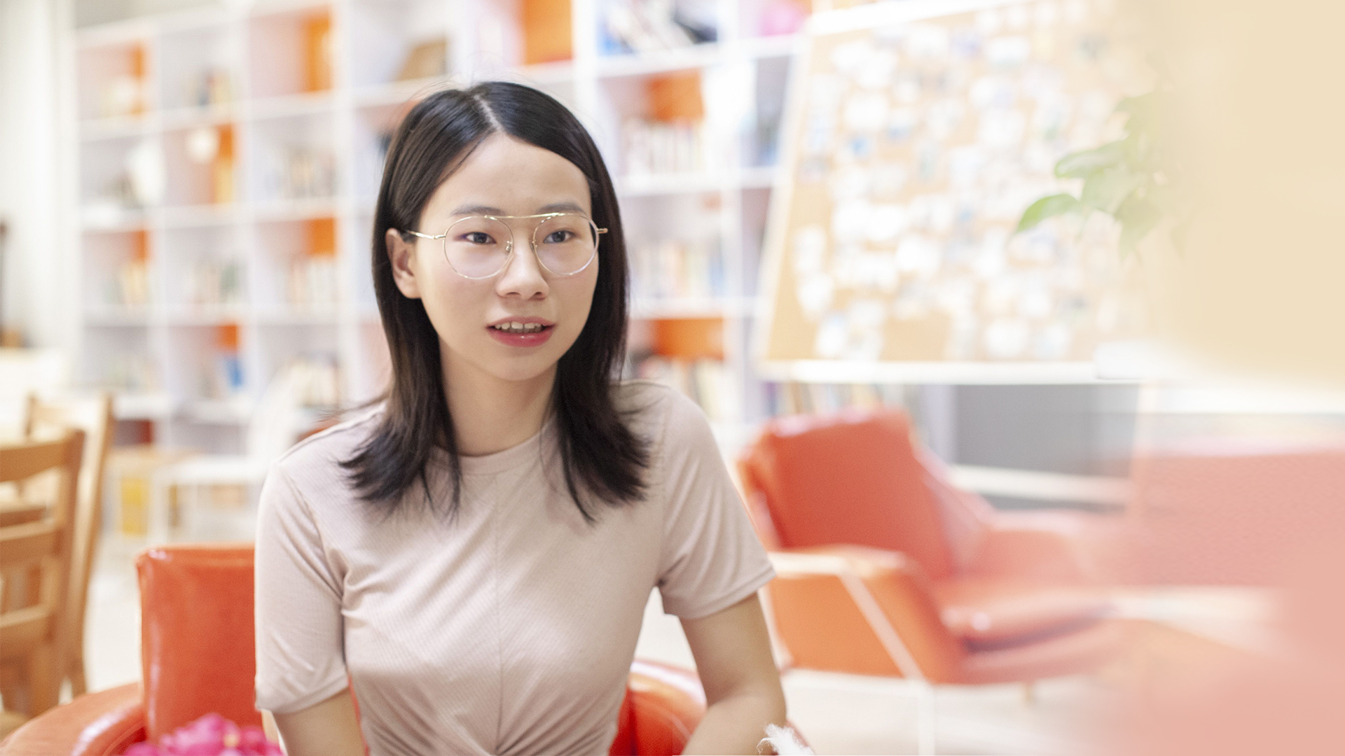 Top Ten Graduate Liu Lingjie: Finding a new challenge in cancer research