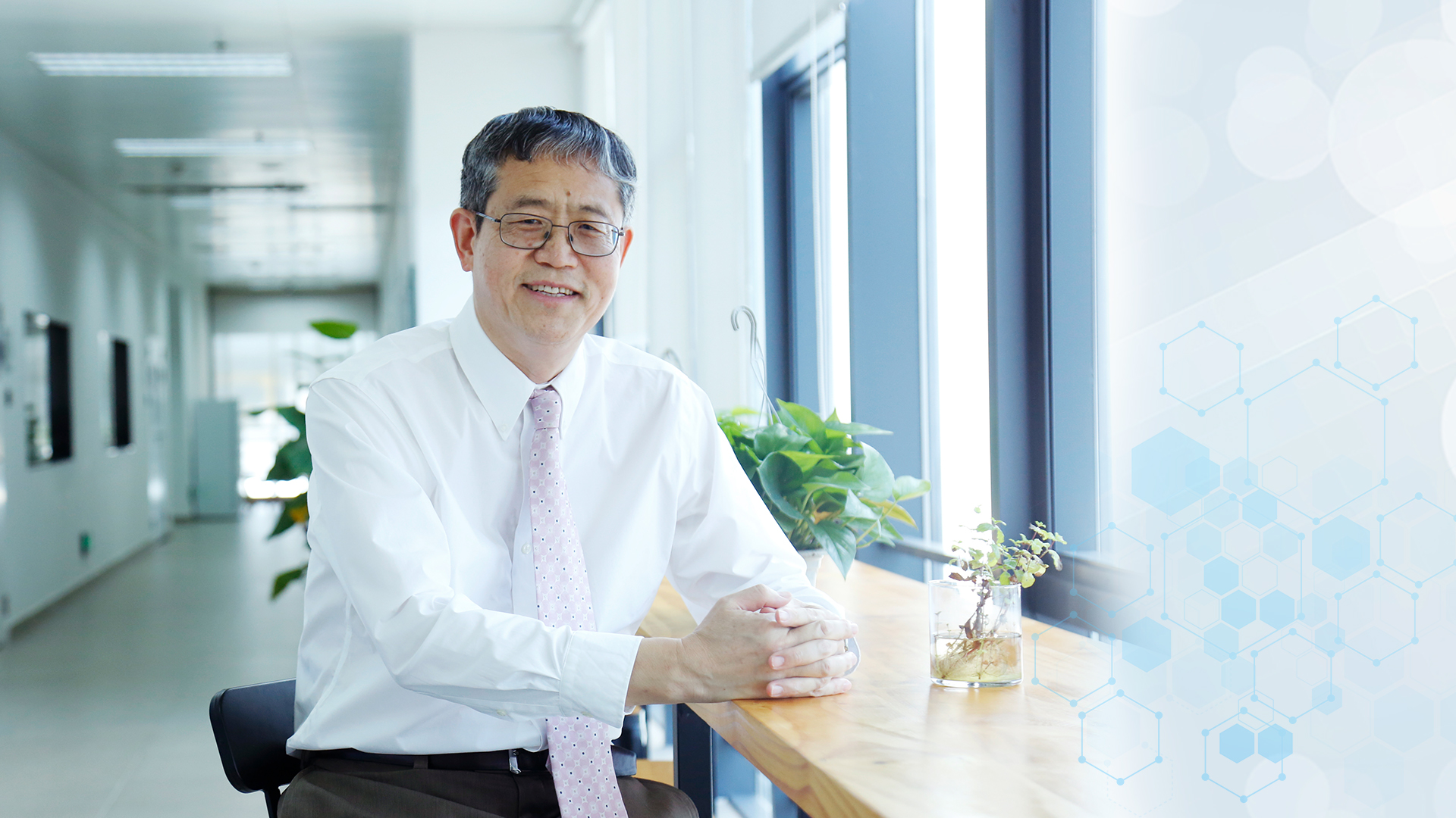 Interview with Founding Dean of the School of Medicine
