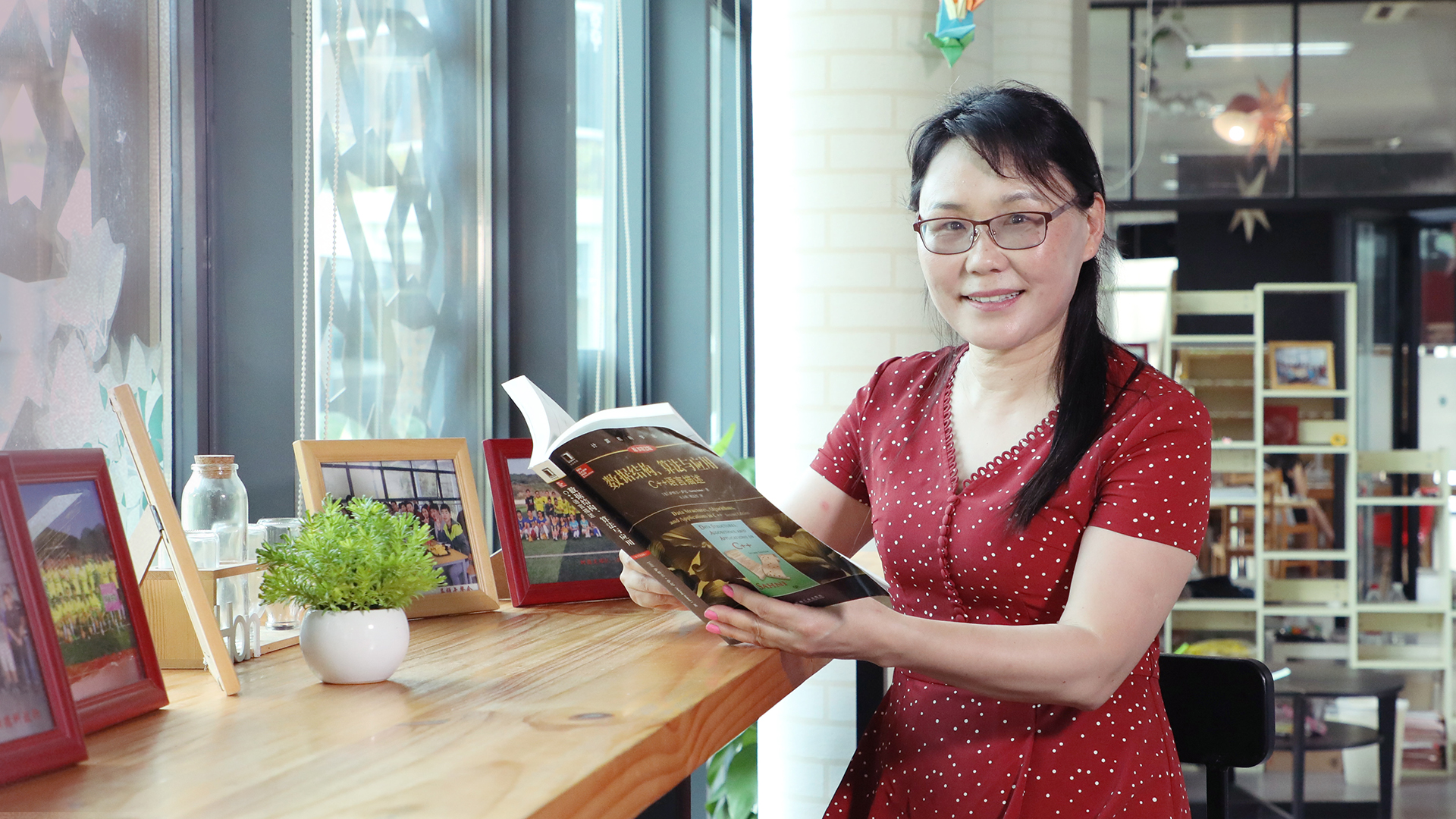 Yang Lili, Dean of Shude College: creating a new starting point for undergraduates