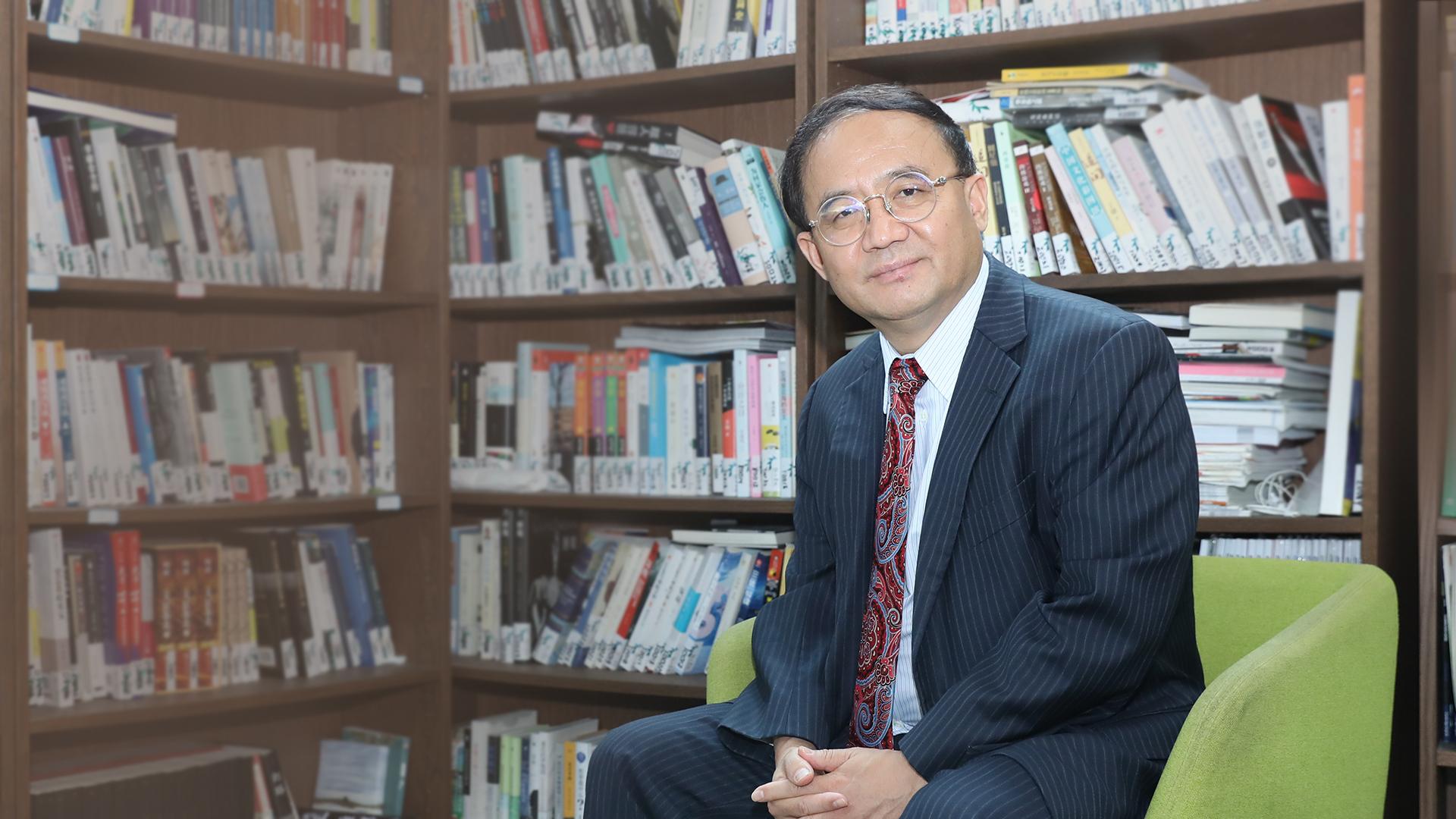 School of Innovation and Entrepreneurship Dean Liu Ke: Cultivating Innovative Entrepreneurial Dreamers