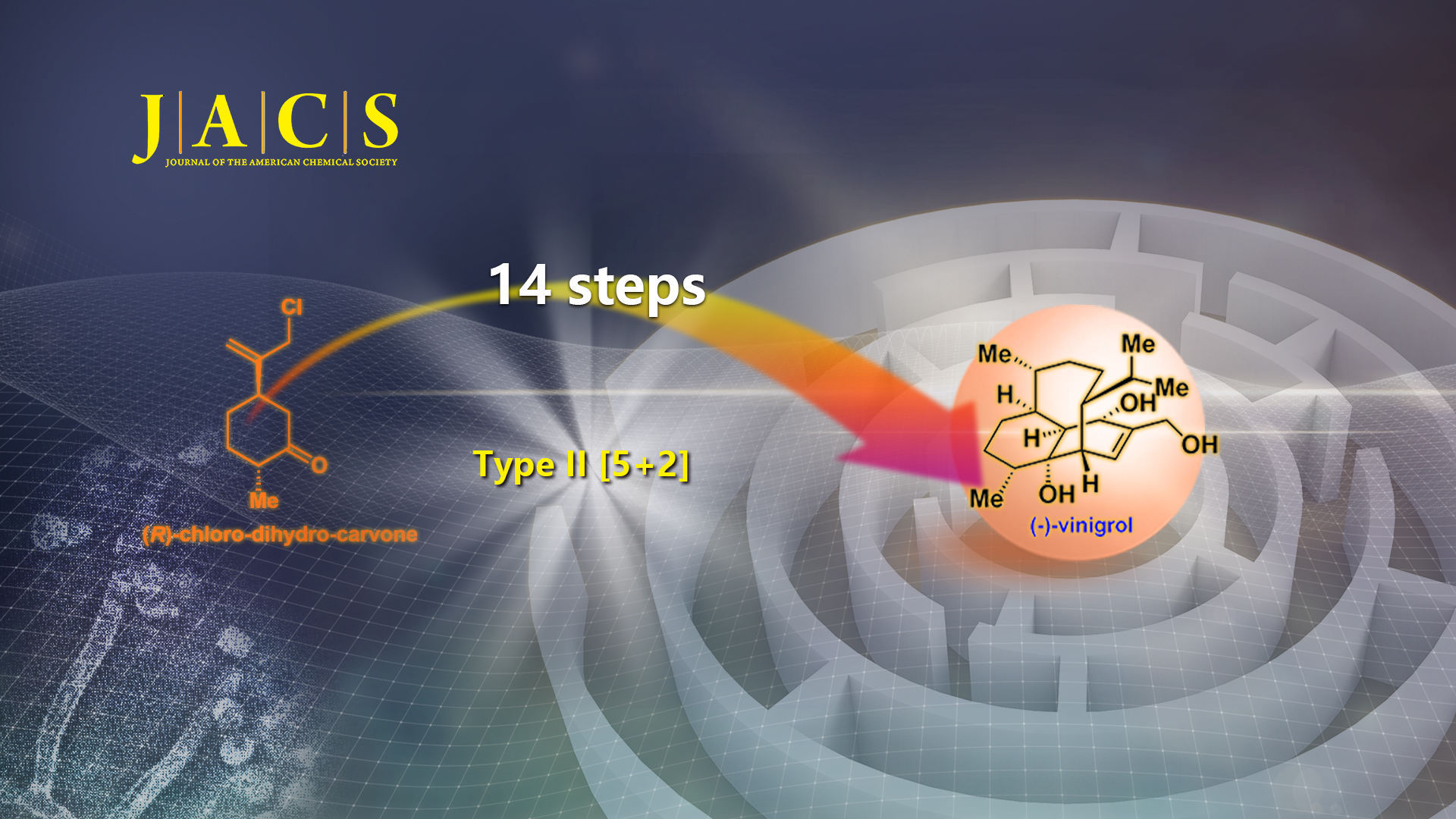 SUSTech chemists find new strategy for concise total synthesis of Vinigrol