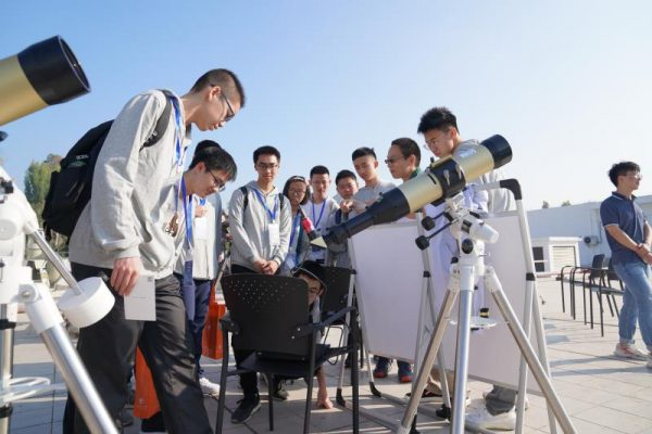 Innovation winter camp for top STEM middle school students comes to successful close