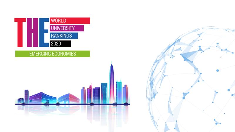 SUSTech reaches top 30 in THE Emerging Economies University Rankings