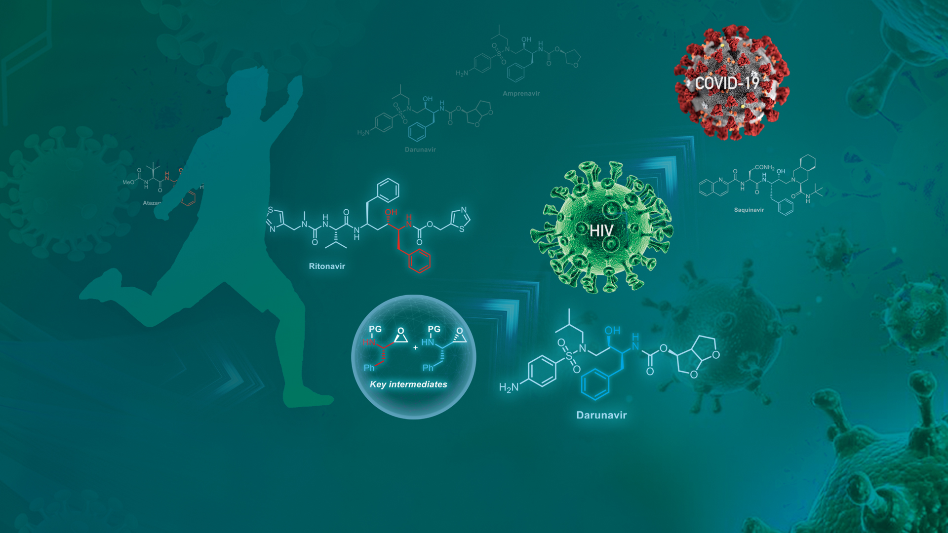 Researchers find improved method for synthesizing life-saving medicine