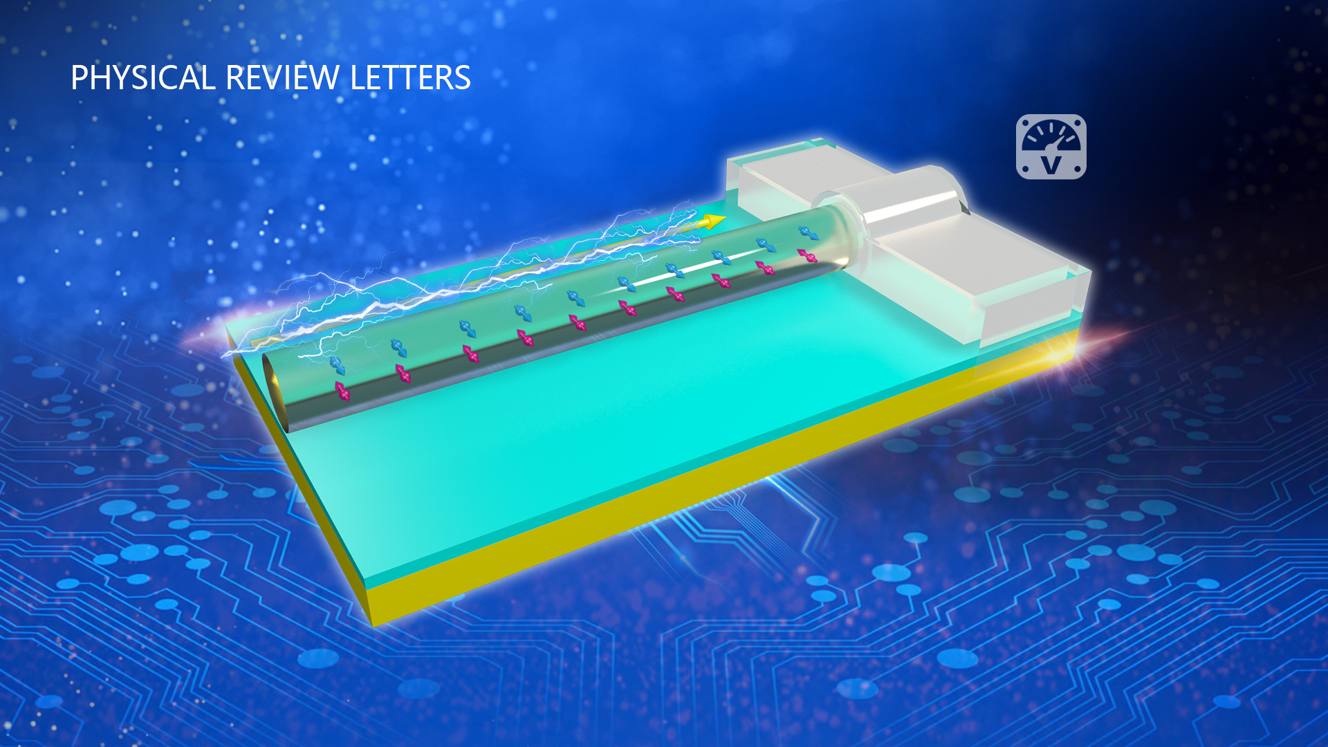 New quantum transport research to power chips of the future