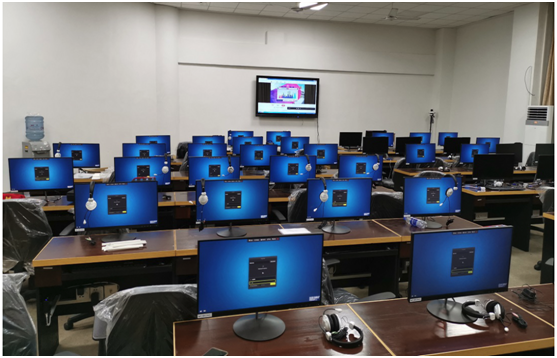 SUSTech builds smart classrooms to support continued learning in developing countries