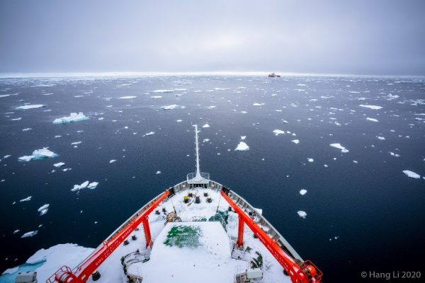 ESS Assistant Professor returns from Antarctic expedition