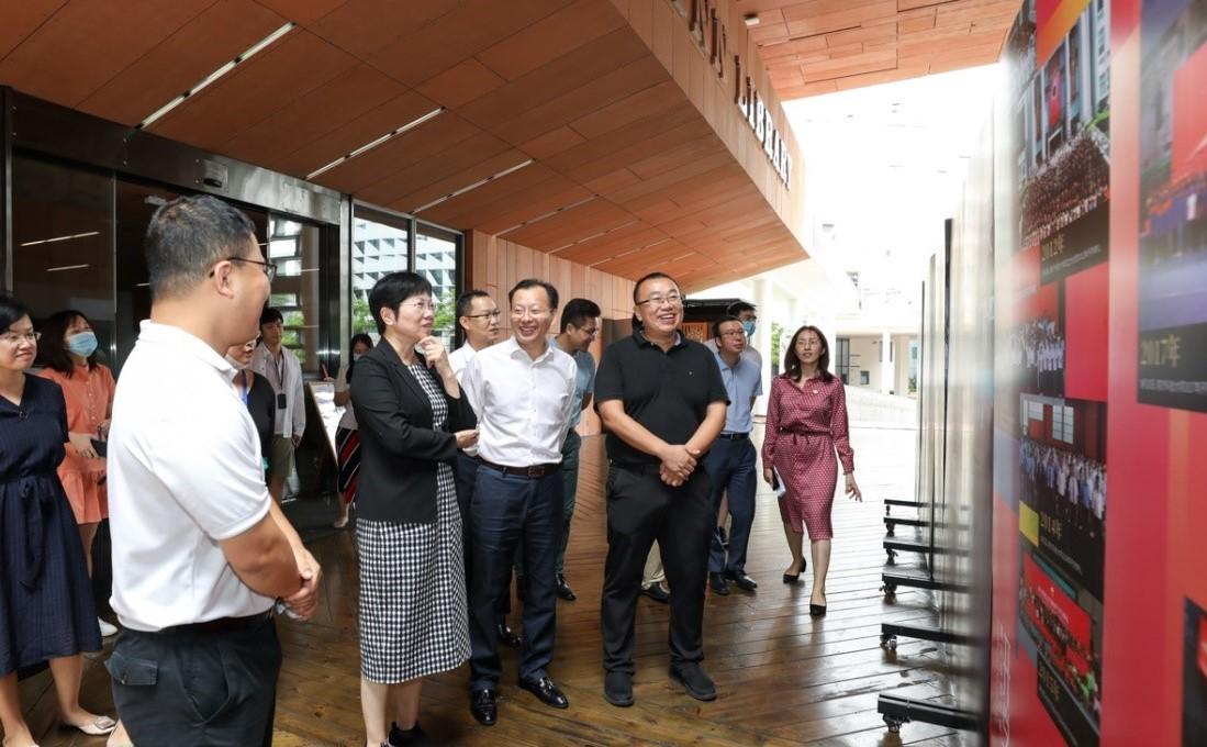 SUSTech launches 2020 Archives Exhibition