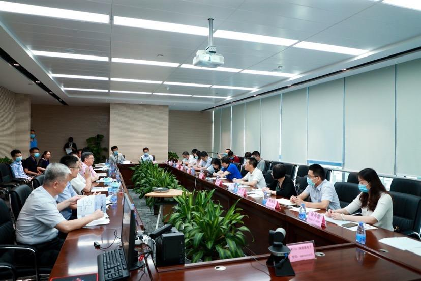 Guangdong Provincial Science and Technology Commission visits SUSTech
