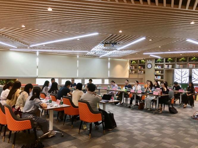 Shenzhen Education Bureau Deputy Director speaks on Shenzhen's higher education vision