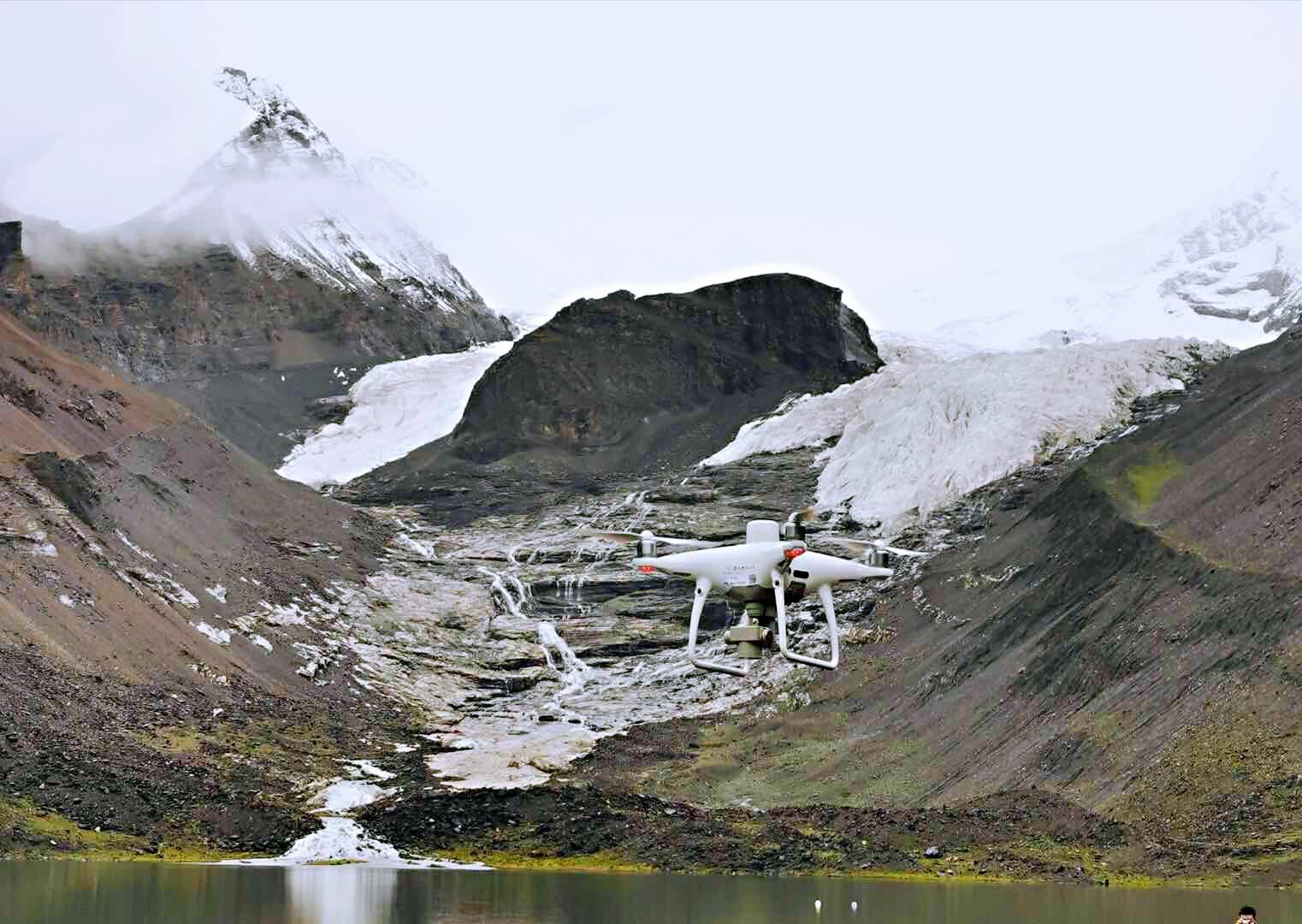 ESS studies impact of climate change on Qinghai-Tibet Plateau