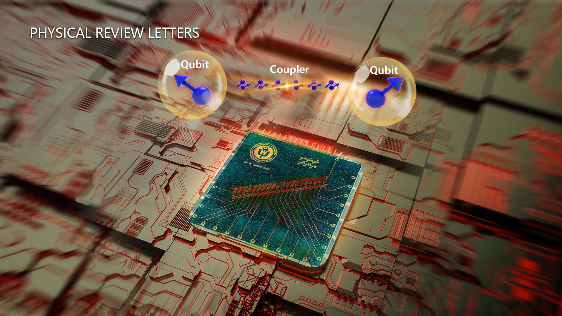 SUSTech researchers make advances in two-qubit quantum gates with superconducting quantum circuit