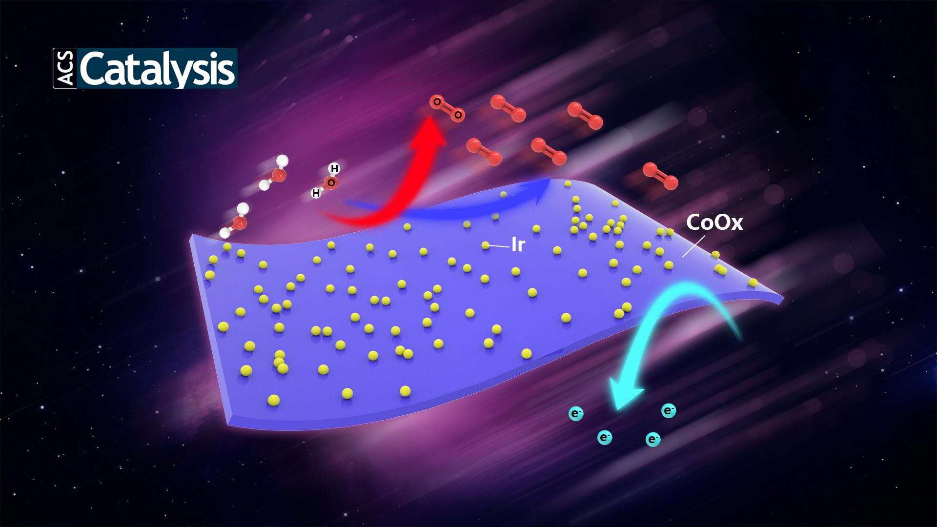 SUSTech research team makes progress in oxygen evolution reaction