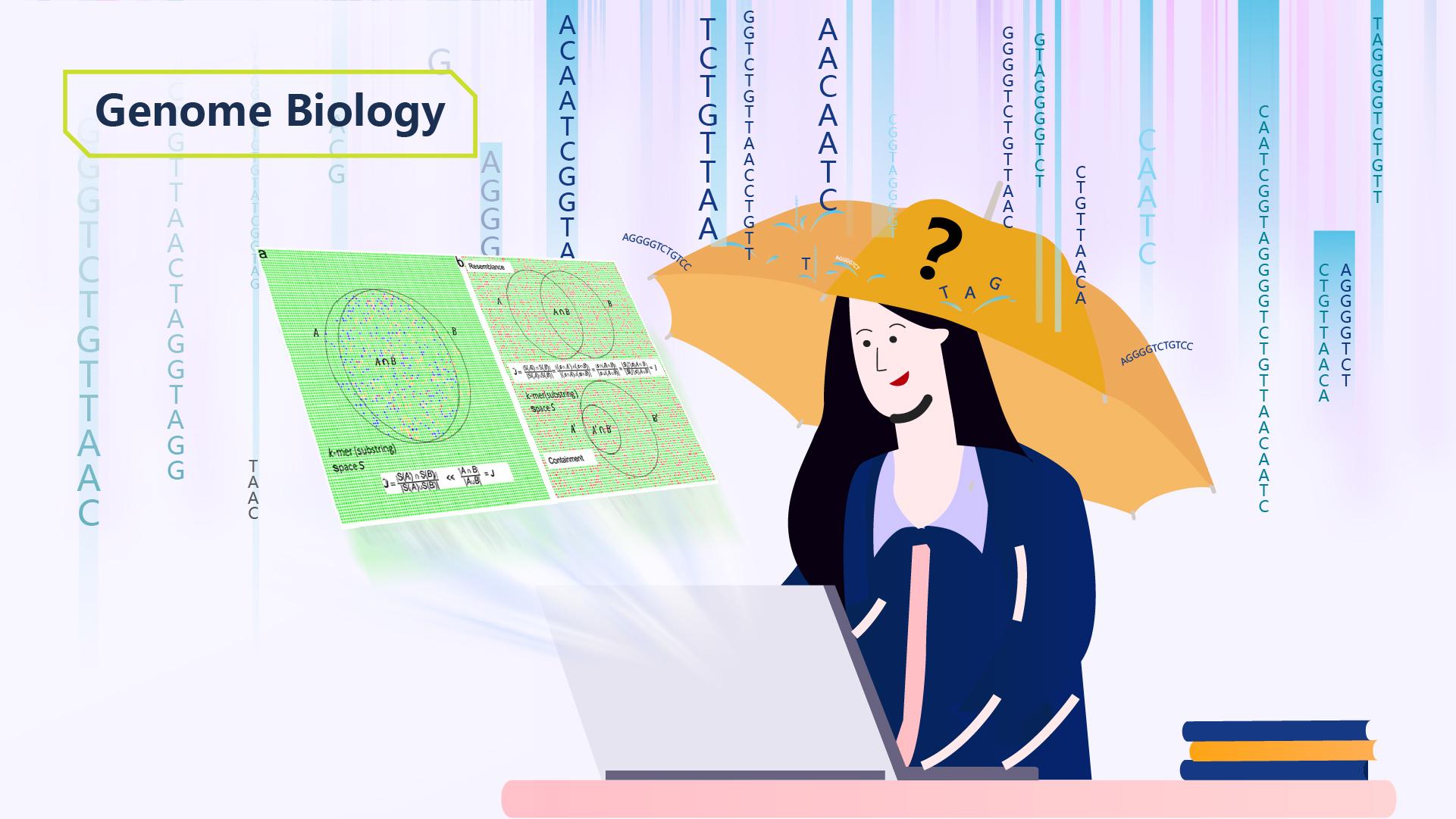 SUSTech scholars develops data sketching technique for genomic big data