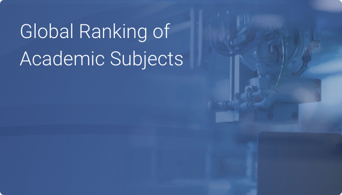 SUSTech catapults itself into Top 100 in Global Ranking of Academic Subjects