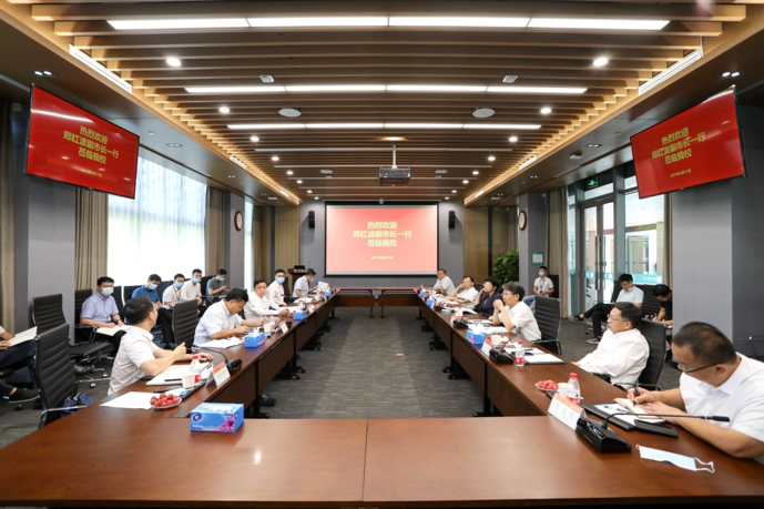 Deputy Mayor of Shenzhen visits SUSTech