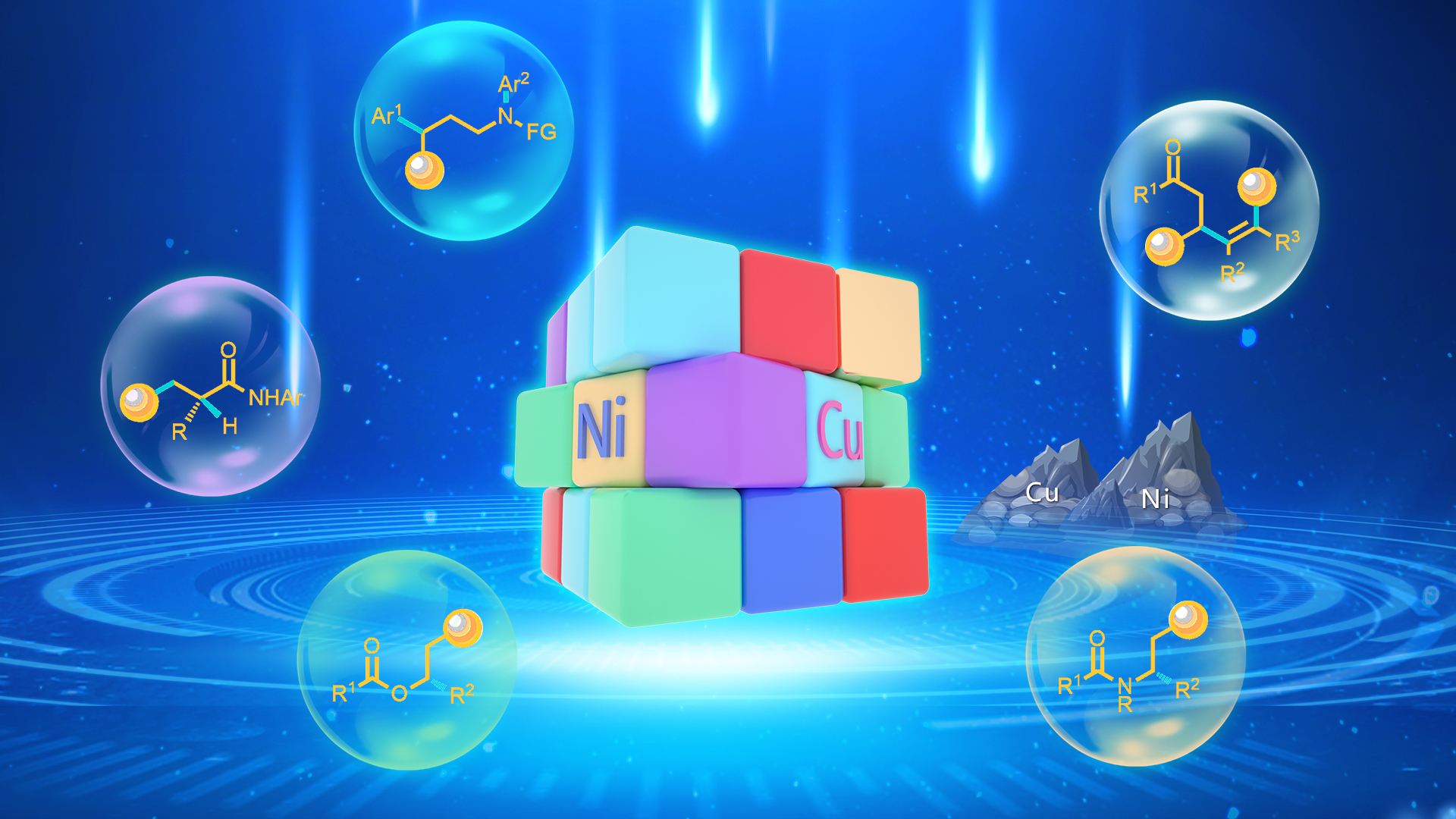 SUSTech Wei Shu's group achieves significant progress in first-row transition-metal catalysis