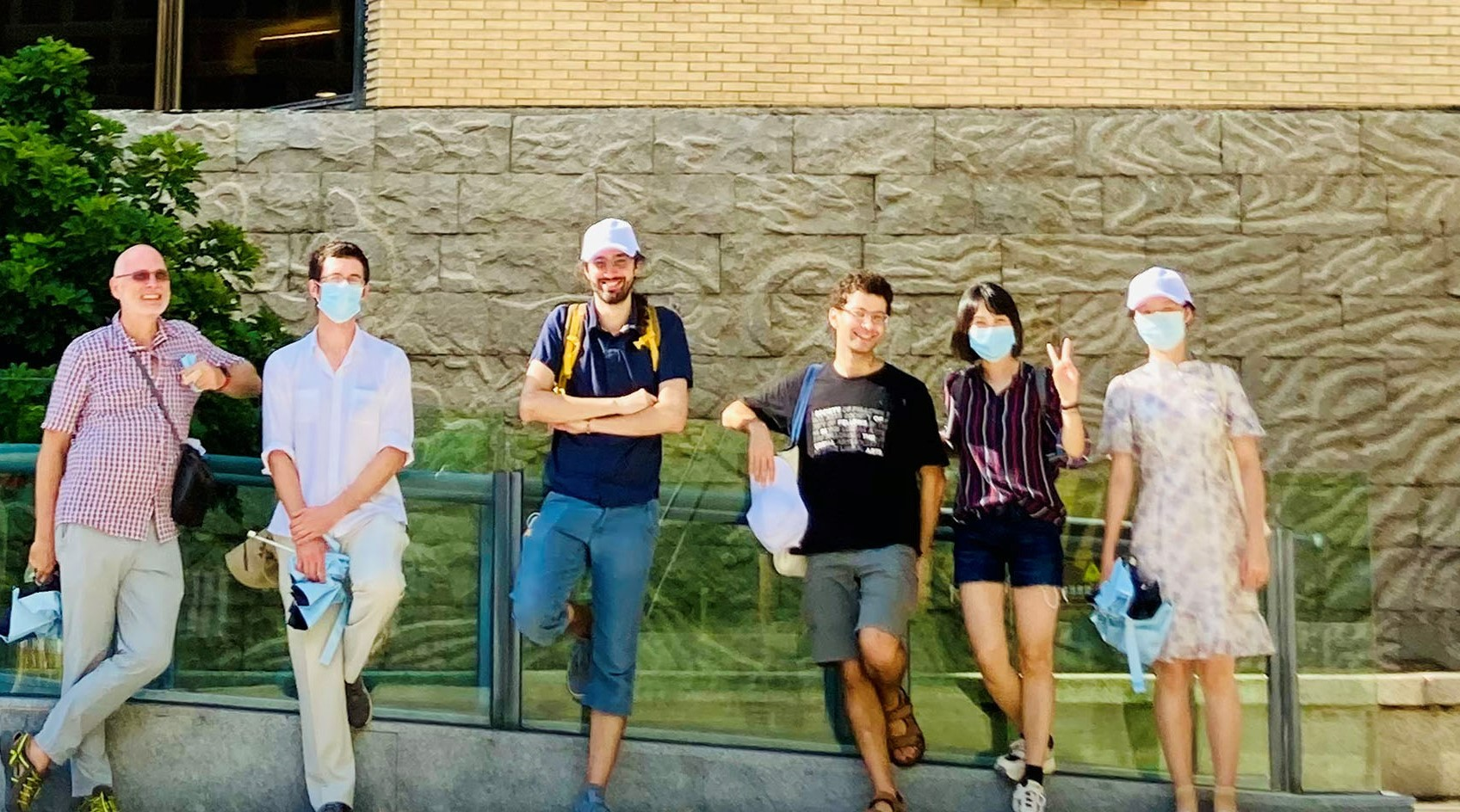 Situated Language Learning: 2021 Summer Staff Chinese Shenzhen Museum Trip