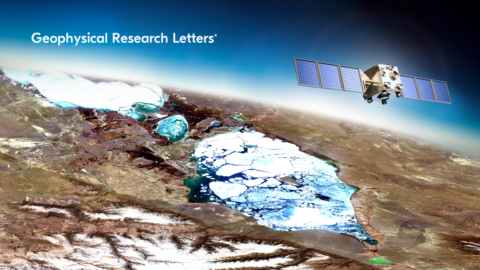 First-ever satellite mapping of lake ice over Northern Temperate Zone (NTZ) unveiled